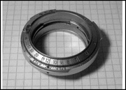 адаптер contax/киев-nikon 1 J1