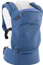 Ортопедический эрго-рюкзак POGNAE INDIGO б/у сине-голубого цвета