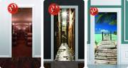 Видеотехнология производства 3D дверей.