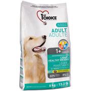 1st Choice (Фест Чойс) малокалорийный сухой корм для собак