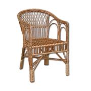 Кресло из лозы КО - 7,  Плетеная мебель,