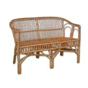Диван из лозы ДО - 7,  Мебель из лозы,  Плетеная мебель