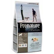 Корм для собак Pronature Holistic Атлантический лосось с рисом