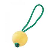 Игрушка для собак Sprenger плавающий резиновый мяч с ручкой для собак