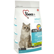 Корм для кошек 1st Choice Лосось хелзи Healthy Skin & Coat