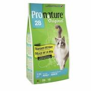 Корм для кошек Pronature Original с морепродуктами