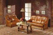 Мягкая кожаная мебель Meble Pyka пользуется повышенным спросом в Киеве