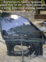 Распродажа б/у запчастей от Audi A6 1996г. 2, 8 механика