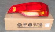 Продам комплект фонарей задних б/у для AUDI Q7 2006-2010г.в