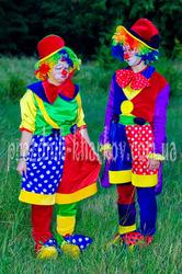Смешные добрые клоуны на детские праздники! Аниматоры!