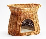 Pet Pro Игло плетеный домик для кошек,  дерево