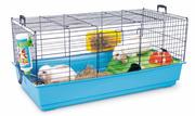 Клетки для кроликов Savic Неро 3 ДеЛюкс (Nero 3 De Luxe) 100*50*47 см
