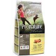 Корм для щенков Pronature Holistic (Пронатюр Холистик)