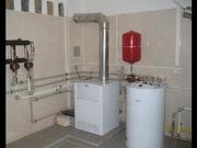Водопровод,  отопление,  установка котлов,  теплые полы,  канализация в до