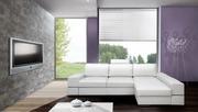 Кожаные диваны cayadesign всегда имели в мире мягкой мебели особенный