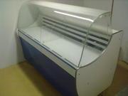 Холодильную витрину б/у 2м