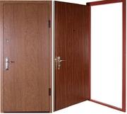 Входные двери «Эконом» 2040*1030*50  от производителя