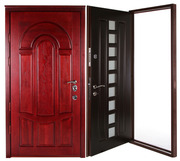 Входные двери «Элит» 2080*1050*100  от производителя