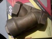 ФИЛЬТР латунь внутр резьба 35мм угол 48 мм