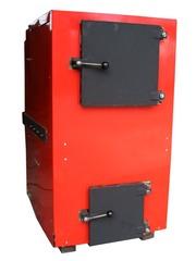 Котел автоматический водогрейный на твердом топливе Smereka