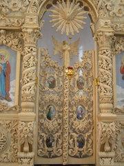 Царские Врата повышеного эстетического вида