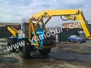 Продам Ямобур БКМ-2.5х420 на базе Т-150К09