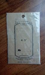 Оригинальная защитная пленка для телефона Runbo X5