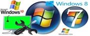 Windows в ваш компьютер,  качественно и недорого.