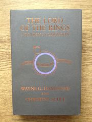 Толкин Властелин колец (The Lord of the Rings: a Reader's Companion)