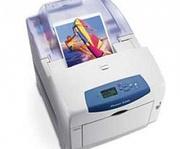 Лазерный принтер для печати большого объема цветных документов