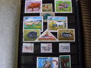 Продам альбом марок времен СССР