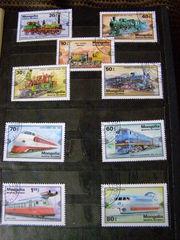 Продам альбом марок Монголия, Куба, Нигерия, Вьетнам, Корея, СССР.