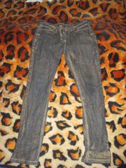 супер классные джинсы скинни next на 10 лет