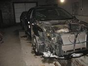 накладка порога внешняя на Тойота Камри 40