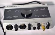 Продам внешнюю звуковую карту Komplete audio 6
