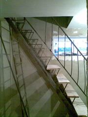 Металлические лестницы,  козырьки,   решетки,  оградки,  заборы,  навесы
