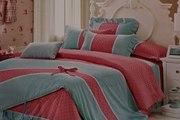 Красивое постельное белье из сатина,  Комплект Гармония