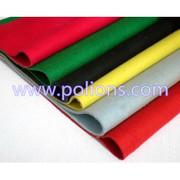 цветный полиэфирной фетр /синтетическая войлочная ткань