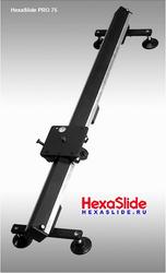 Глайдтрек,  слайдер для видеосъемки HexaSlide