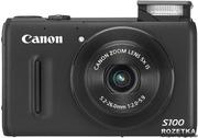 Продам фотоаппарат премиум-класса Canon PowerShot S100 в идеале.