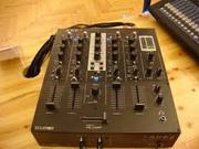 Профессиональный микшерный пульт для диджеинга Ecler NUO4 с встроенным MIDI-контроллером