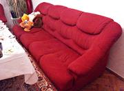 Срочно продам комплект высококачественной мягкой мебели
