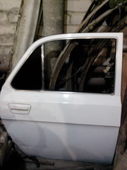 ГАЗ 31105 задняя правая дверь белая в олт.сост не дорого отправлю по У