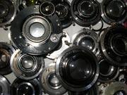 Ремонт старых пленочных фотоаппаратов