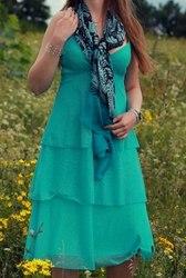Платье вечернее 42 - 44 размер
