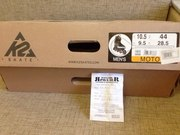 Прода ролики K2 Moto 44