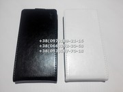 Флип чехол для Lenovo S850 (цвет черный и белый)