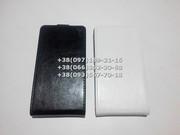 Флип чехол для Lenovo S860 (цвет черный,  белый)