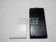 Флип чехол для Lenovo VIBE X2 (черный,  белый)