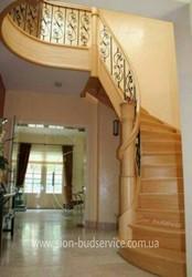 Деревянные лестницы всех типов и конфигураций для дома,  офиса,  квартир